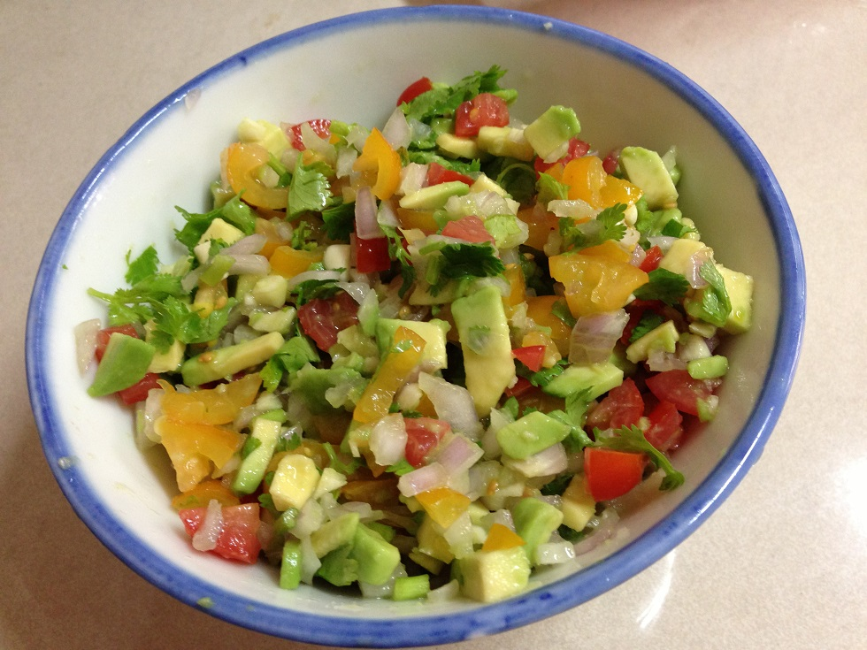 alkaline diet guacamole recipe