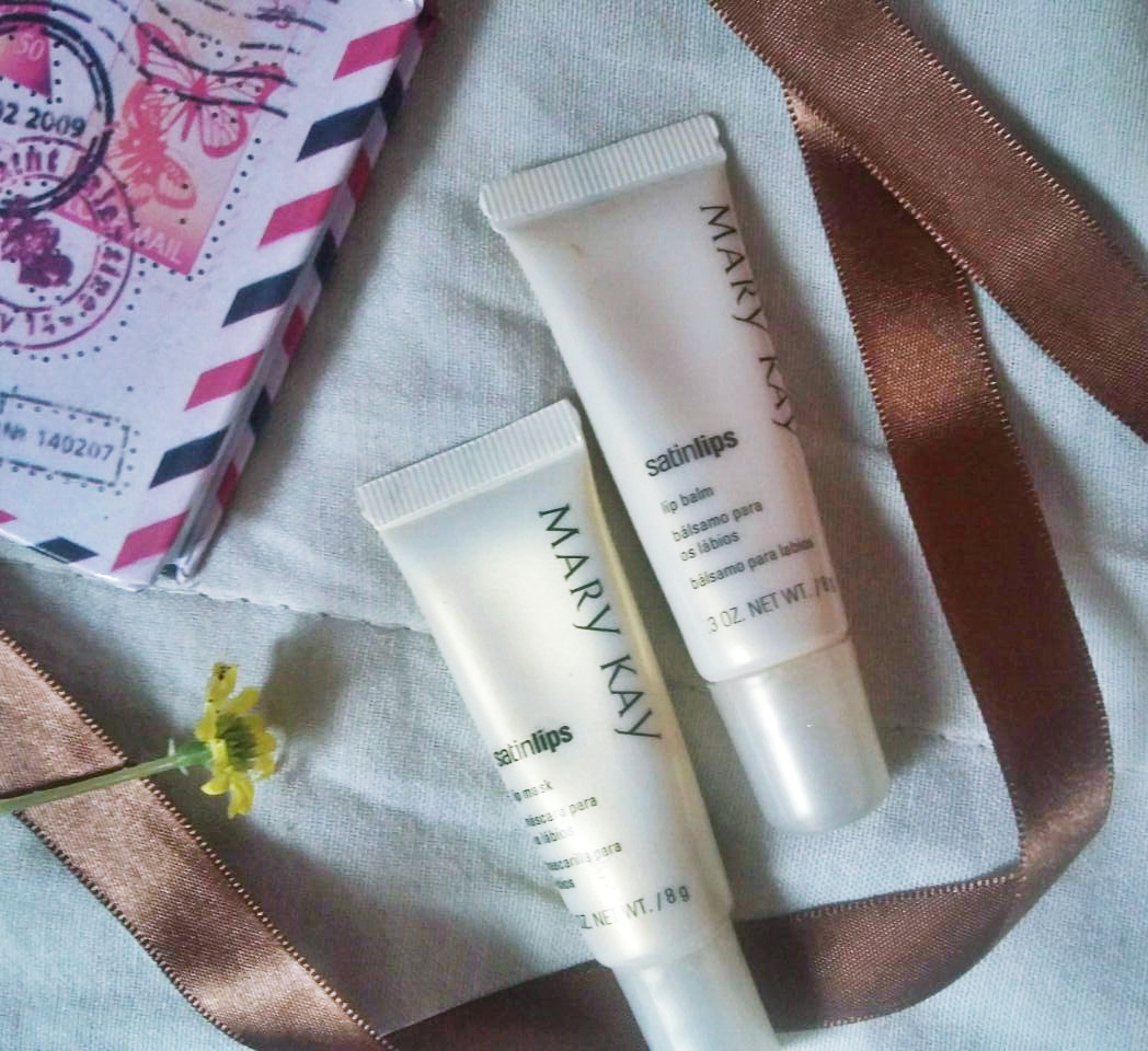 RESENHA | Kit Lábial Satin Lips - Mary Kay