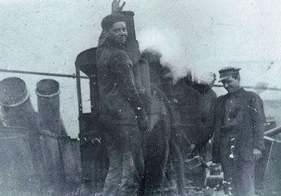 Locomotora de Nicolasa