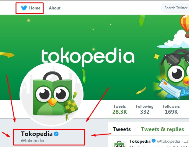 Customer Service Tokopedia Via Akun Media Sosial Terbaru 2019