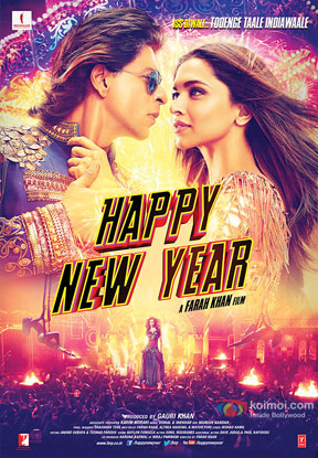 Happy New Year 2014 Full Movie Hindi BluRay 1.3GB 720p