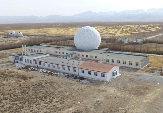 LaporanPenelitian.com Qinhai Observation Station