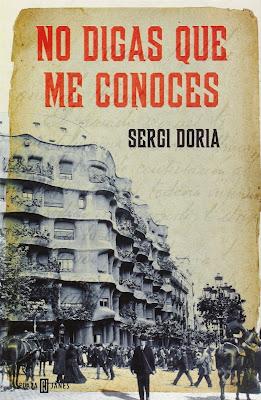 No digas que me conoces - Sergi Doria (2015)