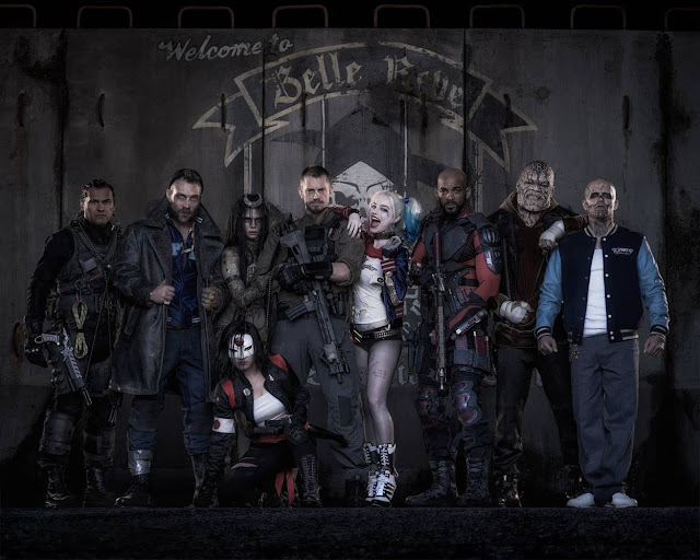 Review Filem Suicide Squad Review 2016