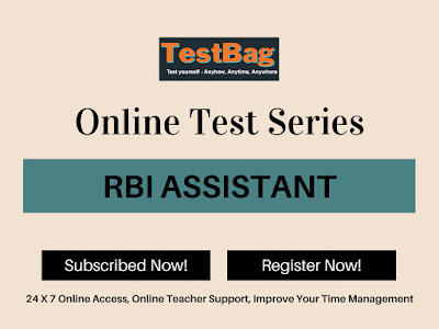 RBI Assistant Mock Test
