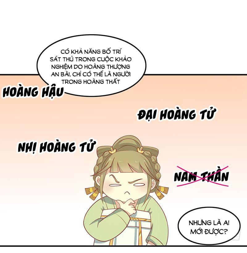Vương Gia Người Ta Sẽ Giảm Béo Mà!!! chap 71 - Trang 24