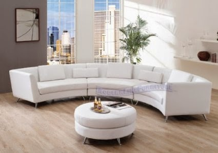 Modern Curved Sofa Reviews Small Curved Sofa For Bay Window