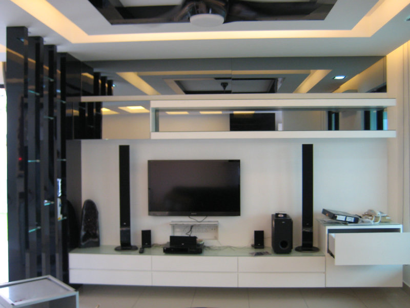 Modern Tv Units And Display Shelves Home Decor
