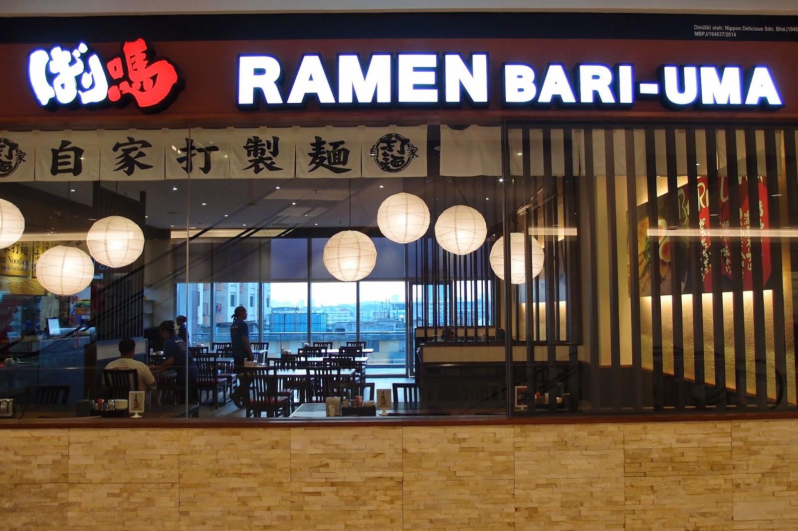 Follow Me To Eat La - Malaysian Food Blog: Bari Uma The ...