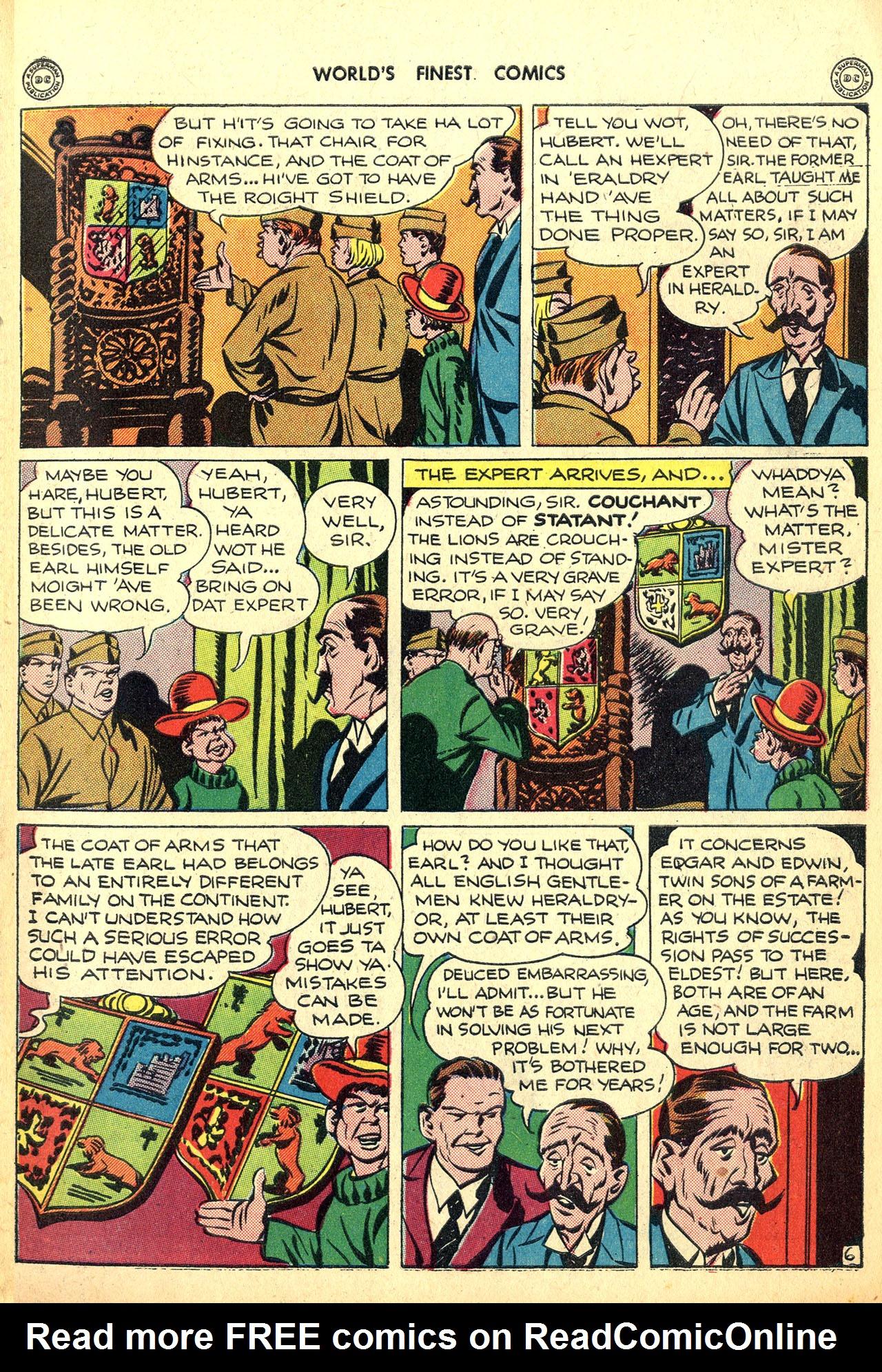Read online World's Finest Comics comic -  Issue #18 - 41