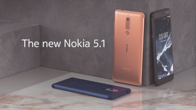 Nokia 5.1 Full Phone Specifications, Features and Price