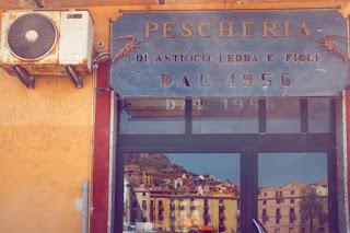 Le Chameau Bleu - Blog Voyage  Sardaigne - Sardaigne - Italie Pescheria