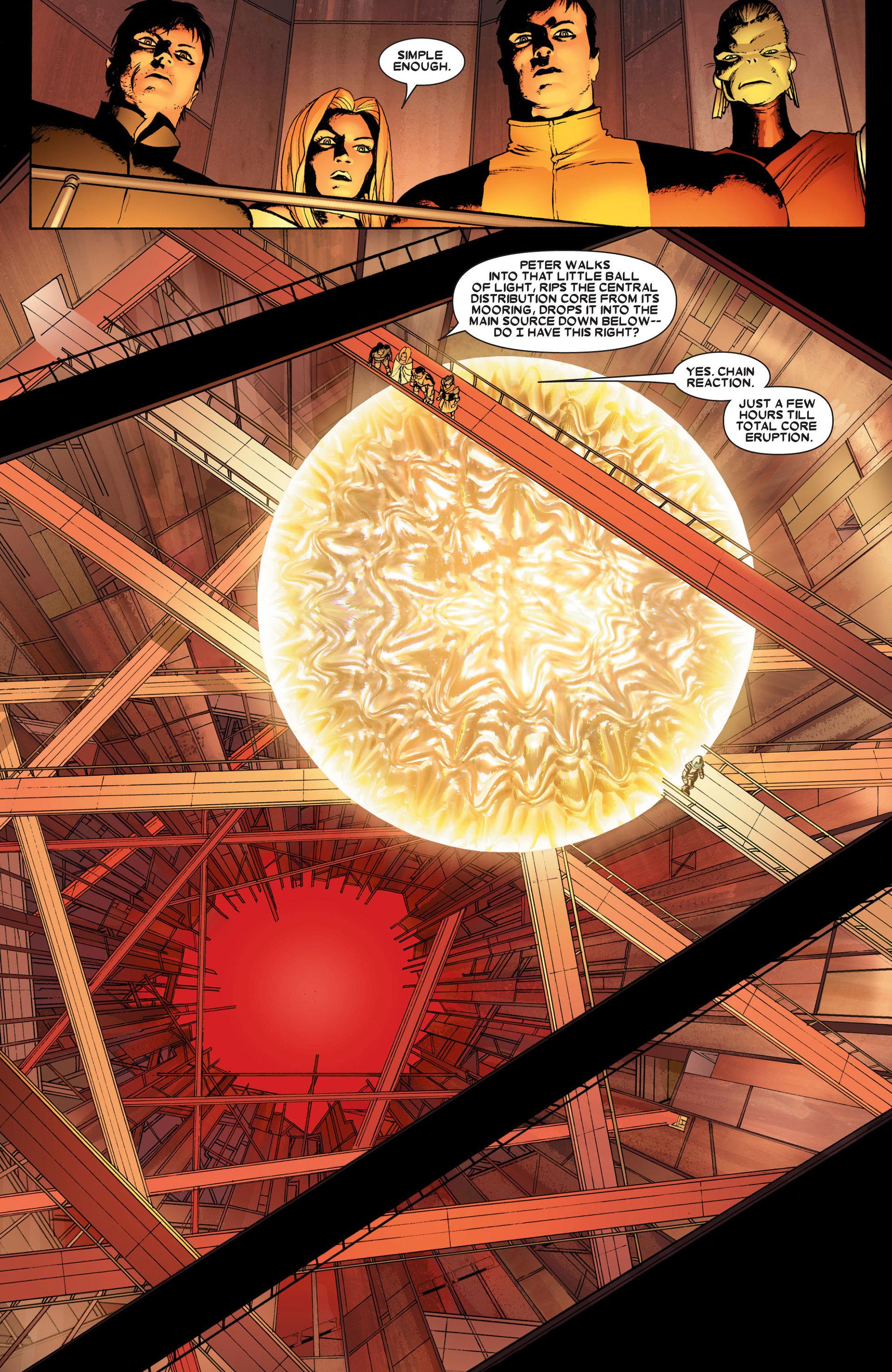 Read online Astonishing X-Men (2004) comic -  Issue #24 - 8