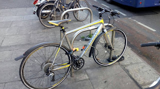 Bicycle Recovered - Boardman Hybrid Comp