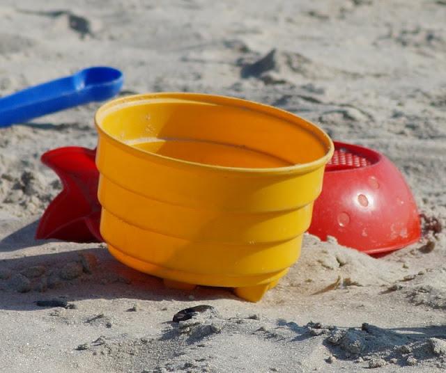 Kleinkinder Strand Mitnehmen