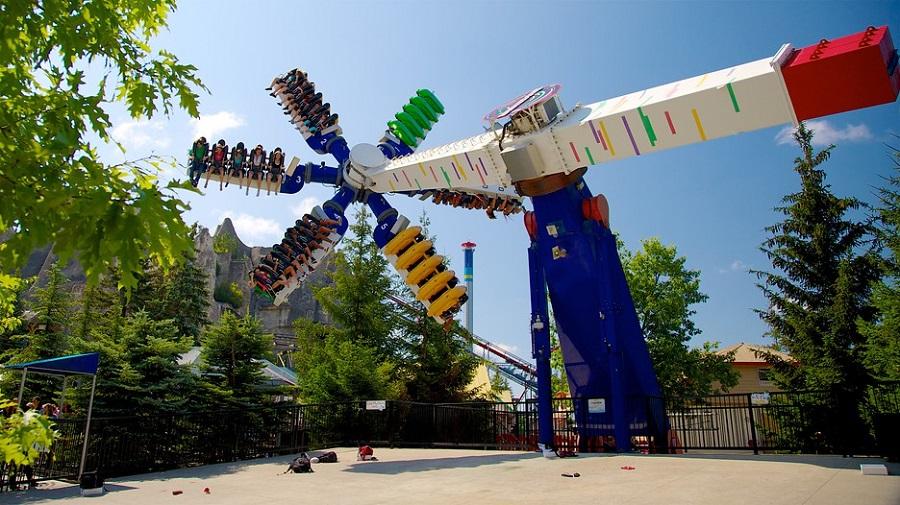 Canada's Wonderland principais pontos turísticos do Canadá