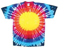 Hippie S Child Teach Yourself Tie Dye Bullseye