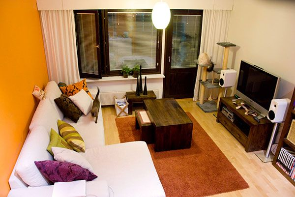 Sofa minimalis simpel