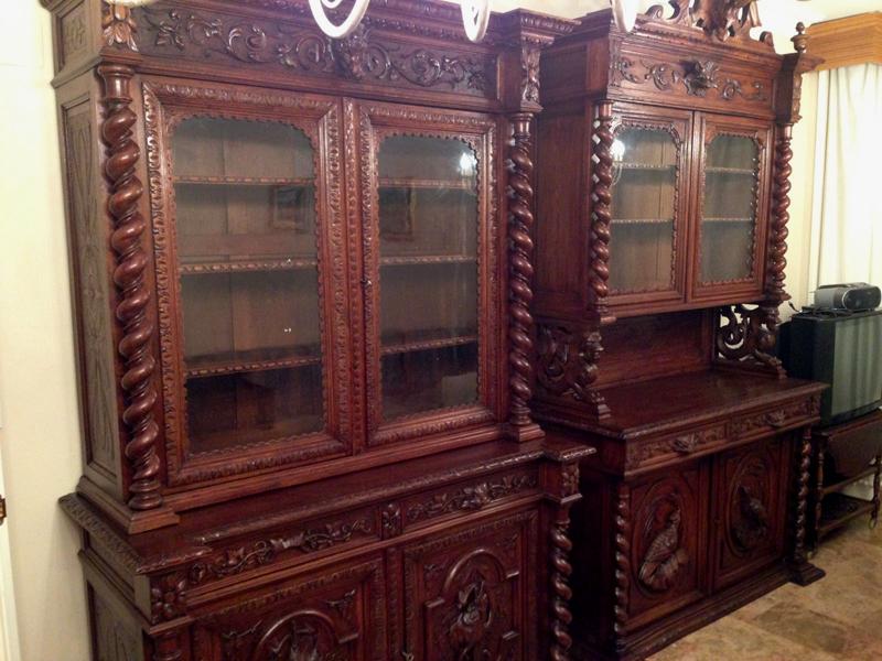 restauraci n de muebles antiguos muebles cansado