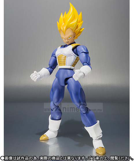 SUPER SAIYAJIN VEGETA Premium Color Edition S.H.Figuarts FIGURE Dragon Ball Super BANDAI