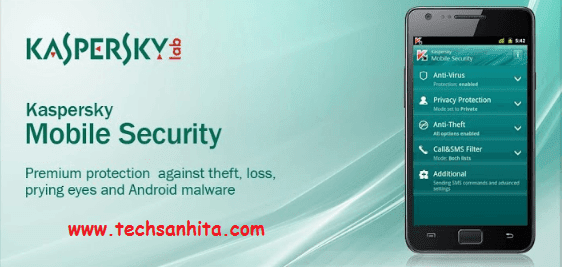 Kaspersky Antivirus - Top 10 Android Antivirus