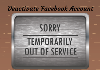 2 Ways To Deactivate Facebook Account Temporarily