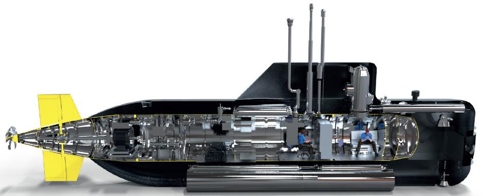 Італійський проект малого ПЧ типу DG85