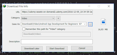 Cara Download Video di Udemy dengan Mudah