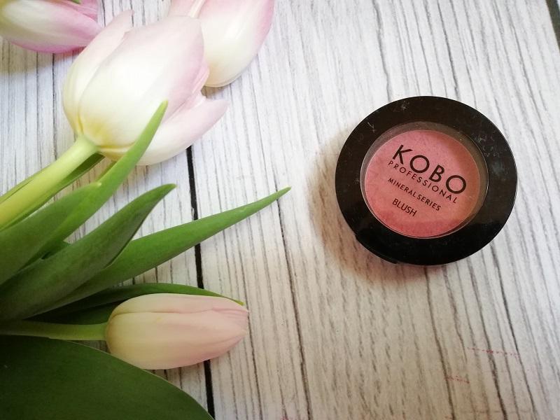 Kobo Professional Mineral Blush Raspberry Pink