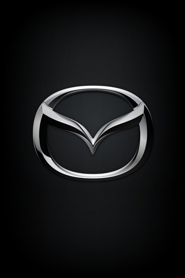 Mazda logo - Download iPhone,iPod Touch,Android Wallpapers, Backgrounds,Themes