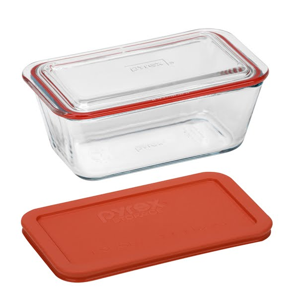 Nova Tri Resources Pyrex Storage Dish Plastic Cover