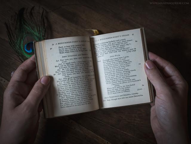 Shakespeare's A Midsummer Night's Dream - Puck Robin Goodfellow