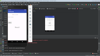 screenshot of my desktop Android Studio on Win7