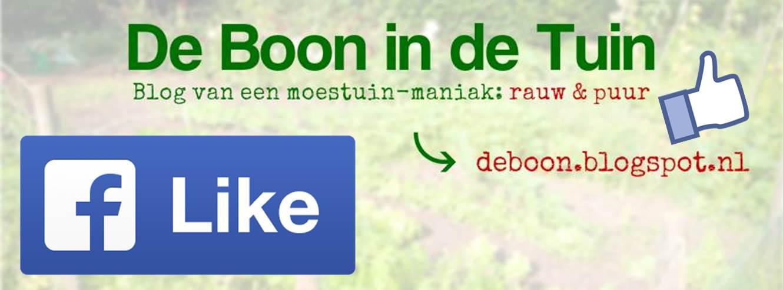 facebook de boon in de tuin
