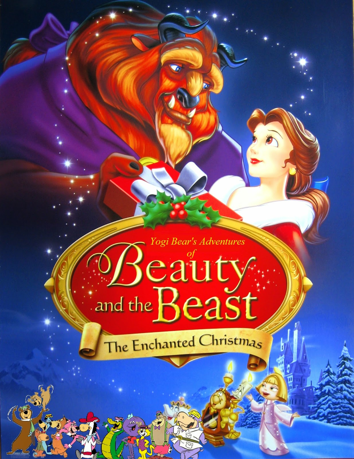'' Beauty and the Beast '' (2017) Full Movie - video ...