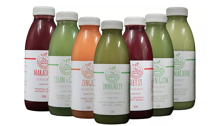 Fresh And Healthy Juices Delivered To Your Door The