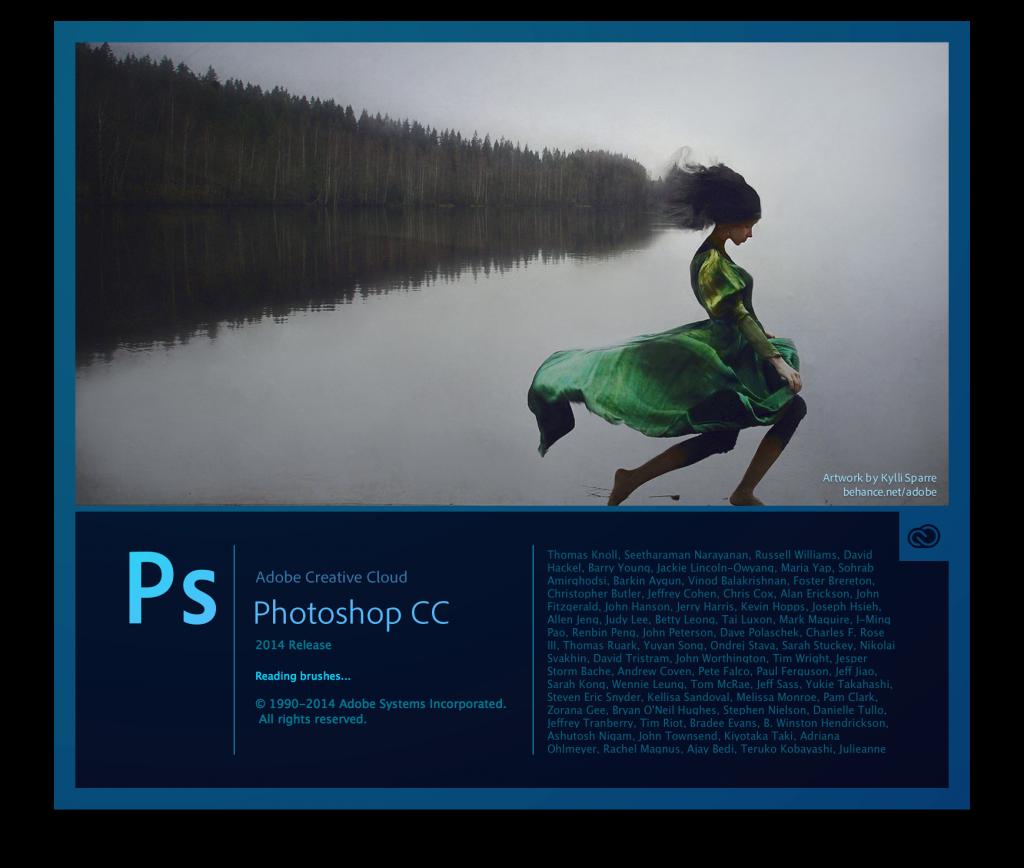 Adobe Photoshop CC 2014 Crack Free Download Full Version