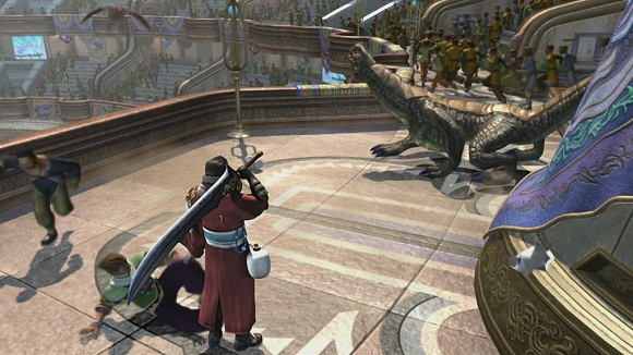 Final Fantasy X-2 HD Remaster PC Free Download Screenshot 1