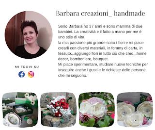 Biografia di Barbara Creazioni Handmade - Barbara Corino