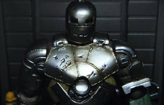 Daftar Armor Iron Man mark 1