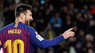 Месси – рекордсмен «Барселоны» по количеству побед