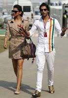 Deepika Padukone dengan Siddharth Mallya