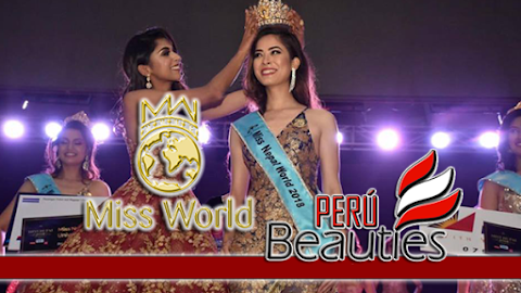 Miss World Nepal 2018