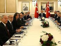 Ke AS, Erdogan Mengatakan Kepemimpinan Yahudi Harus Lawan Islamophobia