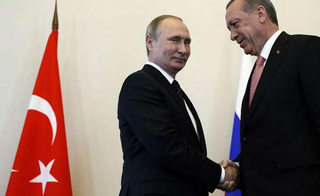 Τι συμφώνησαν Πούτιν και Ερντογάν για τη Συρία