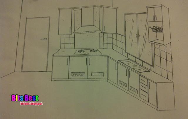 Design Kitchen Cabinet By Carm