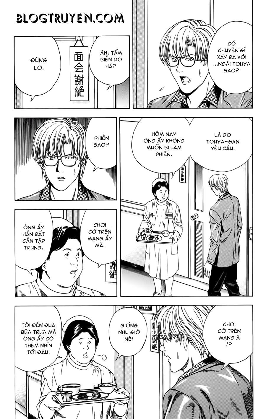 Hikaru No Go hikaru no go chap 114 trang 9