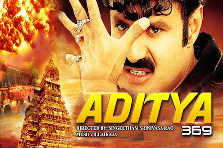 Aditya 369 (2016) Hindi Dubbed Movie Download
