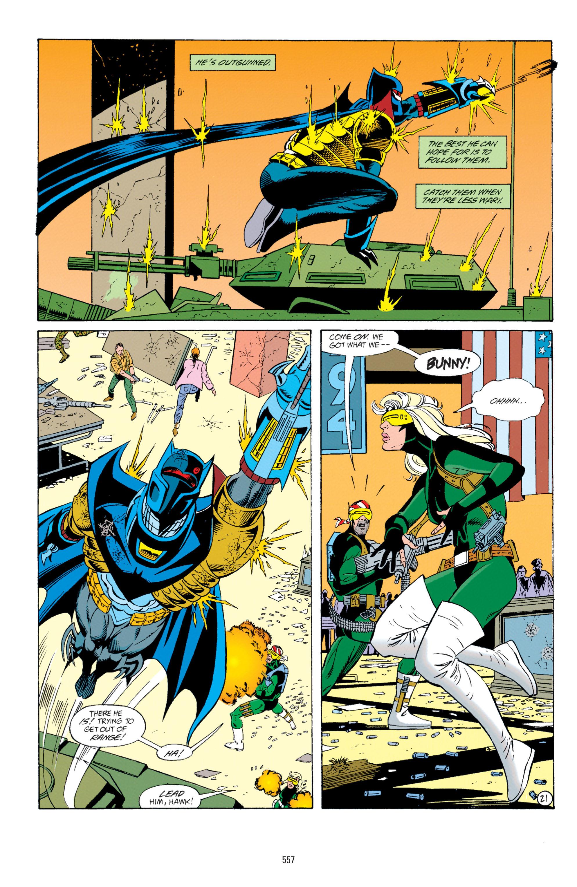 Detective Comics (1937) 674 Page 21