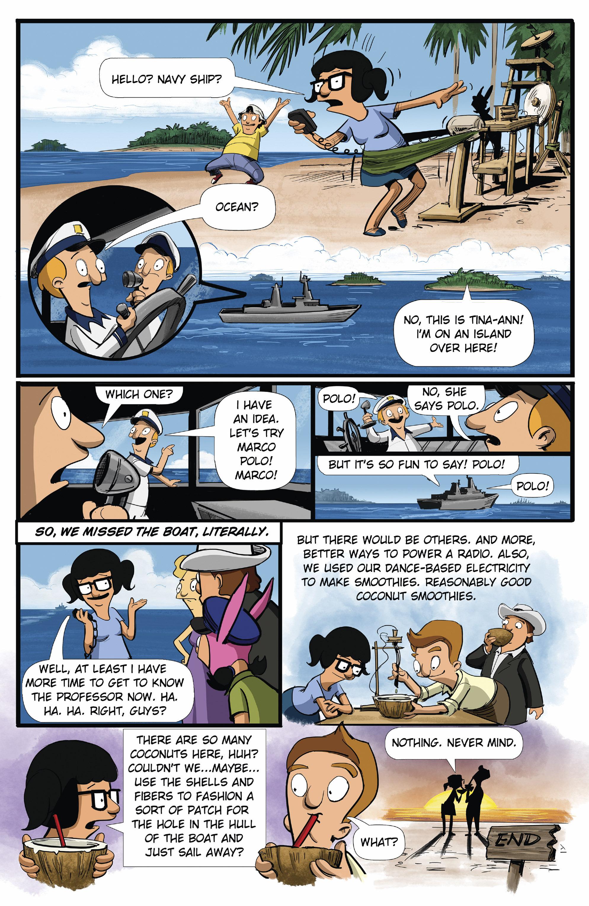 Bob's Burgers (2015) Issue #9 #9 - English 11